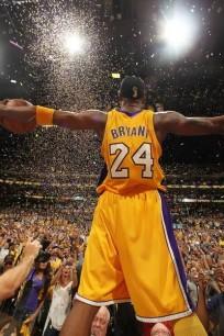 Inspiration for Kobe's STATUE